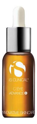 iS Clinical C Eye Serum Advance+ 0.5 fl oz 15 ml. Eye Serum