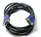 30FT Feet 10M Metres VGA Male to Male Cable Cord