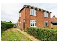 160K House - 2 Bedroom Detached House, Rear Garage and Large Garden