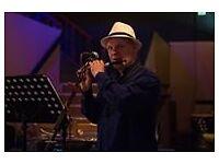 tenor alto sax flute guitar vocalist avaialble