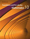 Foundations & Pre-calculus 10