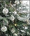 Artificial 8ft Christmas Tree