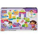 Dora plush pillow doll & Disney Princess Magic Kitchen Playset