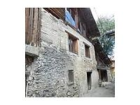 Barn for renovation - French Alps