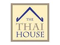Full time Waiter/Waitress required for Thai restaurant in Cardiff city centre.