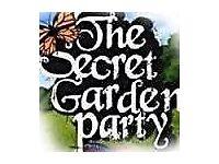 Secret Garden Party (Weekend Ticket) 2016