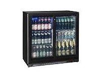 Prodis TWO door Bottle Cooler