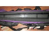 """Yoga Mat Bag With Pocket, 28"""" & 30"""" Long, Fit Most Mat Size, Extra Wide, Easy Access- Brand New"""