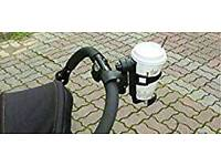 Cup holder for buggy