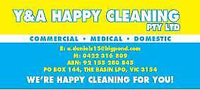 cleaning contracts in Melbourne Region, VIC | Cleaning