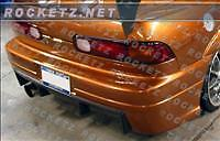 94-01 ACURA INTEGRA BUDDY CLUB REAR BUMPER - ONLY $199