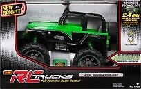 Big RC monster truck