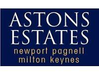 Sales Negotiator - Milton Keynes (Newport Pagnell)...Astons Estate Agents