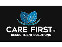 Trainee Care Assistants - up to GBP7.70 per hour