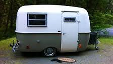 Boler or small vintage camper