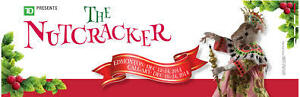 Nutcracker Ballet Tickets Edmonton - Sunday Dec 11