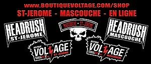 boutique voltage la shop xtreme débarque enligne * free shipping