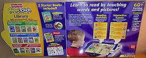Brand New in Box Fisher Price Power Touch Learning System London Ontario image 2