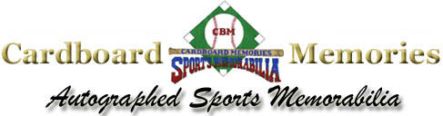 CardboardMemories.com Sports Mem