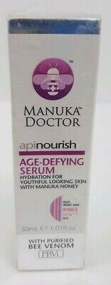 Age-Defying Serum Manuka Doctor 30mL Hydration for Youthful Looking Skin Age Defying Hydrating Serum