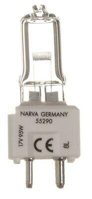 NARVA 55290 Halogen Bulb 17 Volt 95 Watt GZ9.5 Base, 14623P, HLL,Made In Germany