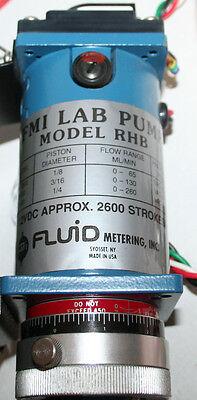 Fmi Lab Rhb Pump Fluid Metering Inc