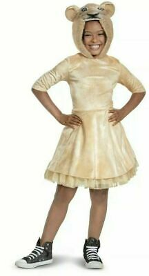 Nala Lion King Halloween Costume (NEW Nala Disney Halloween Costume Lion King Small Medium Large Hooded Dress)