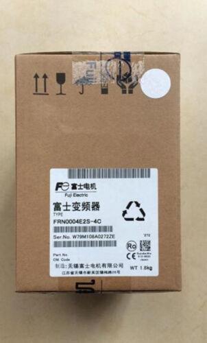 1pc New Fuji Inverter Frn0004e2s-4c