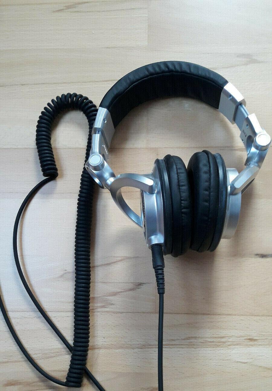 Technics RP-DH1200 Kopfhörer (DJ Headphones RP DH1200)