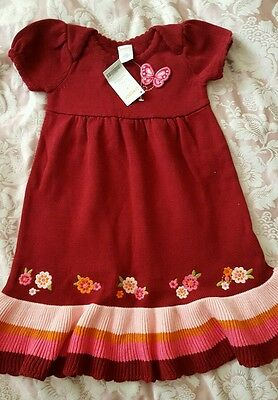 Gymboree girls dress 5 years (107-114 cm) bnwt