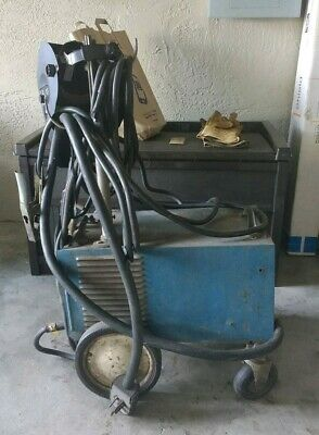 Vintage Miller Thunder Bolt 225 A.c. Arc Welding Machine Local Pick-up
