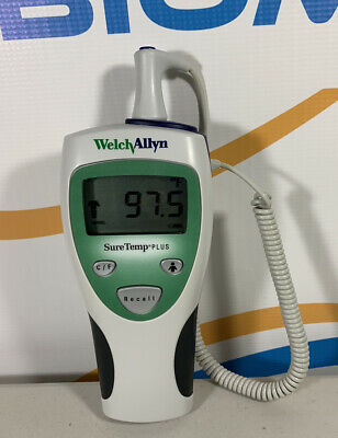 Welch Allyn Suretemp Plus Digital Thermometer 690 Tested- Free Shipping