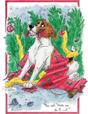 50 mixed CHRISTMAS cards. job lot , wholesale , car boot sale ()