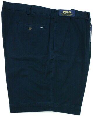 Navy Blue Classic Shorts (POLO RALPH LAUREN MEN'S NAVY BLUE CLASSIC FIT 9