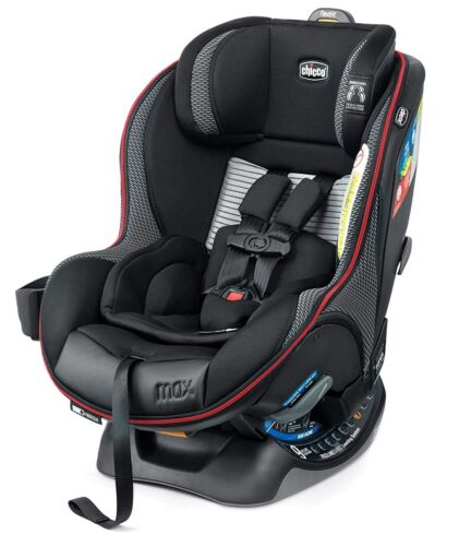 Chicco NextFit Max Zip Extended-Use Convertible Baby Car Seat Atmosphere NEW