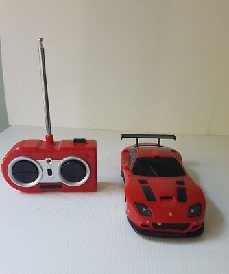 Remote control Ferrari red car MIX R/C 2007 Meijiaxin Toys works 40MHZ