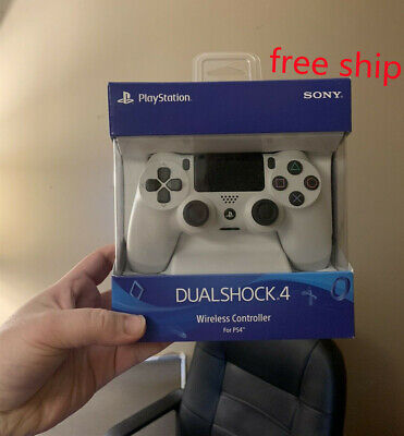 NEW ! DualShock 4 Wireless Controller for PlayStation 4 PS4 SONY- Glacier White