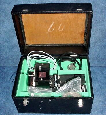 Shimadzu Sipper Unit Uv-160 Type L Peristaltic Pump 204-08270-01 Wcase Tubing