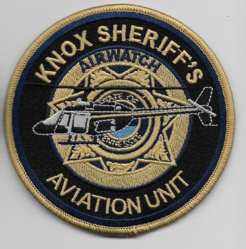 Knox County Sheriff Aviation State Tennessee TN