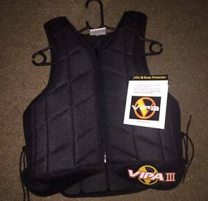 Vipa III Body Protector NEW Size Medium Revesby Bankstown Area Preview