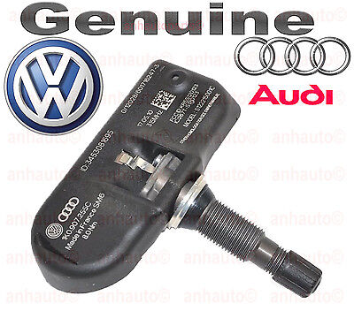 Genuine Volkswagen Audi NEW  Tire Pressure Monitoring Sensor TPMS  315 MHz