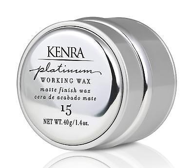 Working Wax (Kenra Platinum Working Wax #15, 1.4)