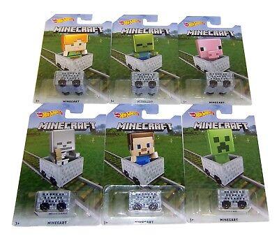 Feindliche Mobs 30 Teile Papierset zum Selberbasteln Minecraft 16703