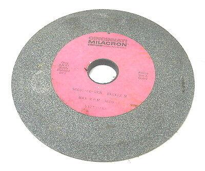 8 X 38 X 1-14 Hole 60 Grit End Mill Sharpener Tool Cutter Grinder Wheel