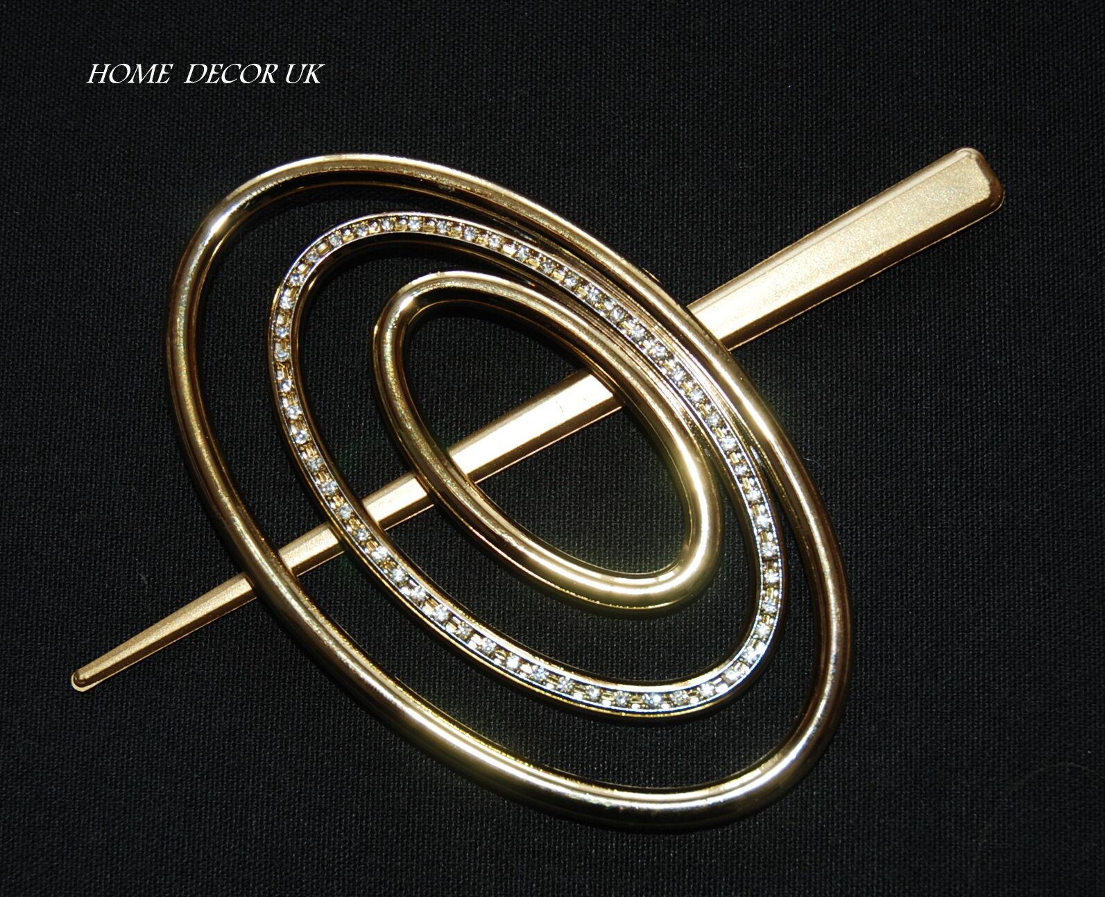 luxus vorhang brosche raffhalter klammer vorhang halter gold silber farbe eur 4 58 picclick de. Black Bedroom Furniture Sets. Home Design Ideas