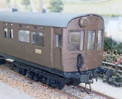 GWR WW2 Auto-Coach (by Unique Wagons) 00 Gauge