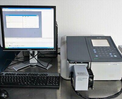 Shimadzu Uv-1800 Uvvis Spectrophotometer W Pc Passes Self-tests