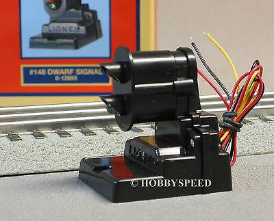 LIONEL # 148 DWARF SIGNAL LIGHT o gauge train accessory green red lights 6-12883