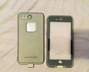 iPhone 7/8 plus lifeproof case, brandnew,Black color.
