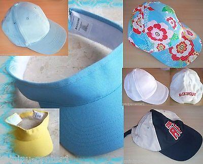 Basecap Cap Kappe Schirmmütze Mütze Hut Basecaps Visor Sonnenvisor Mütze Schirm